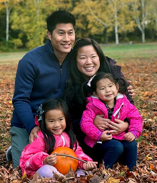 Srisam-ang family